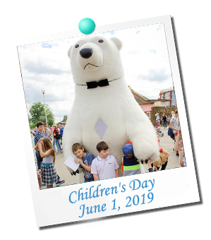 Children`s Day June 1, 2019